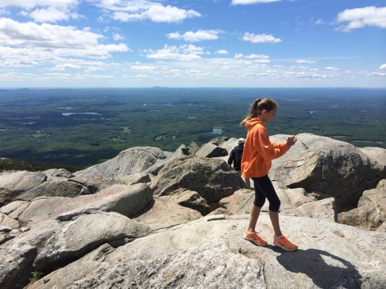 Allison's First Mountain