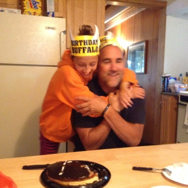 Allison's birthday