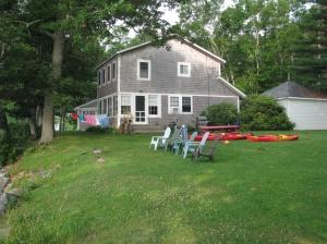 Swan Lake house