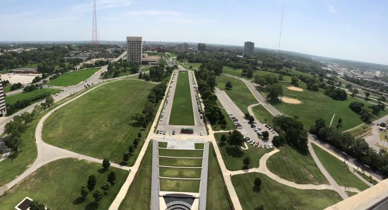 Grounds of Liberty Memorial