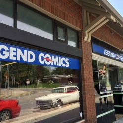 Voted: Best Comic Book Store in the World by Comic Con.