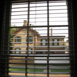 The neighbor's view.