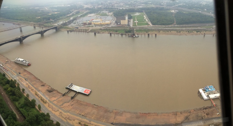 The Mighty Mississippi!