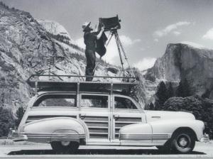 Ansel Adams circa 1942