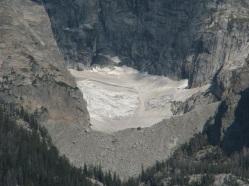 That's a glacier!