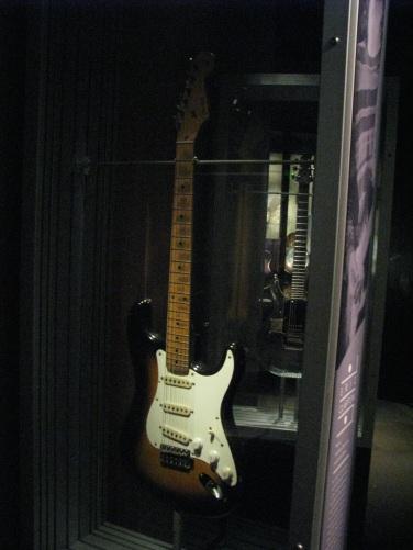 Eric Clapton's guitar